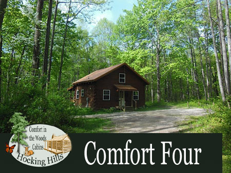 Hocking Hills Cabins Comfort in the Woods