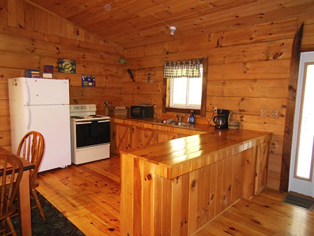 Hocking Hills Cabin - Comfort in the Woods One