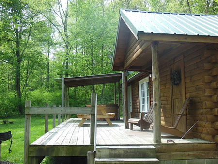 Hocking Hills Cabin - Comfort Three